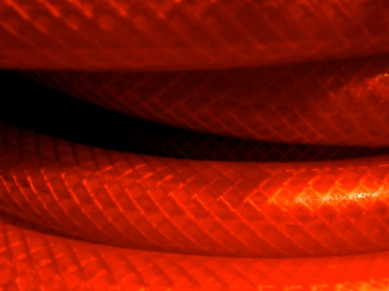 red hose