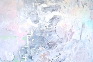 mixed media on canvas 30x40